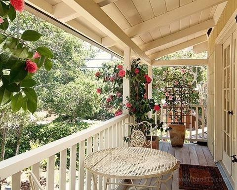 家装公司详解室外欧式阳台护栏设计 - 【装饰屋网】
